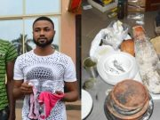 EFCC arrests 19 Yahoo Boys With pants, bags of charms in Ibadan