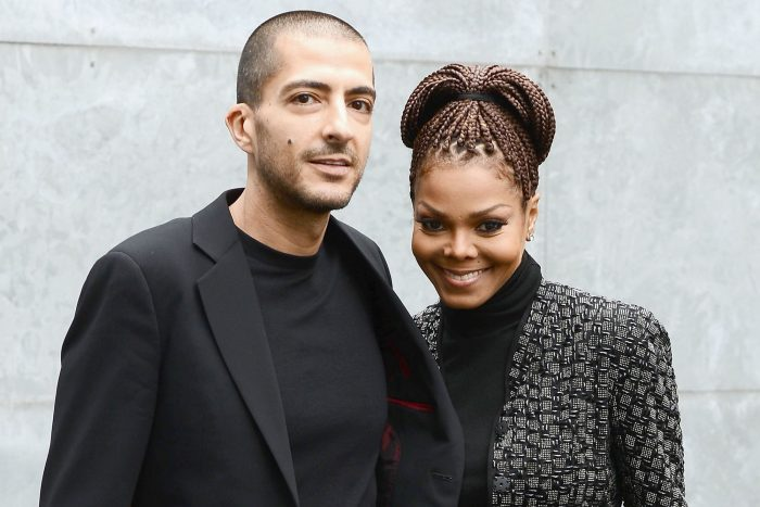 Janet Jackson is separating from her husband months after giving birth