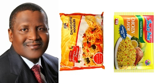 Dangote Sells Noodles Company To Indomie