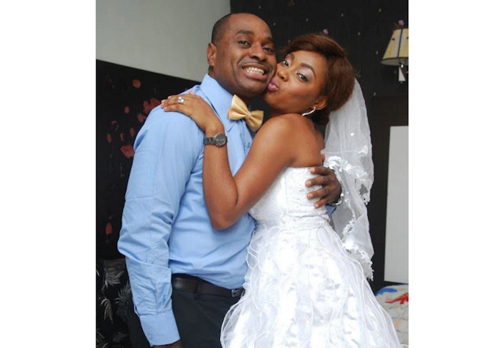 Kenneth Okonkwo secretly marries village wife theinfong.com
