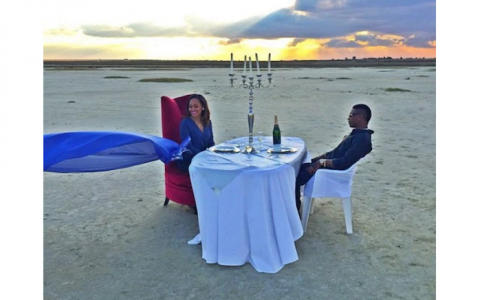 Music stars who featured their girlfriends - wizkid and omotayo theinfong.com 700x436