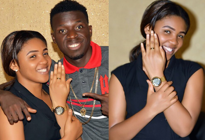 Comedian Akpororo gets engaged 700x479 theinfong.com