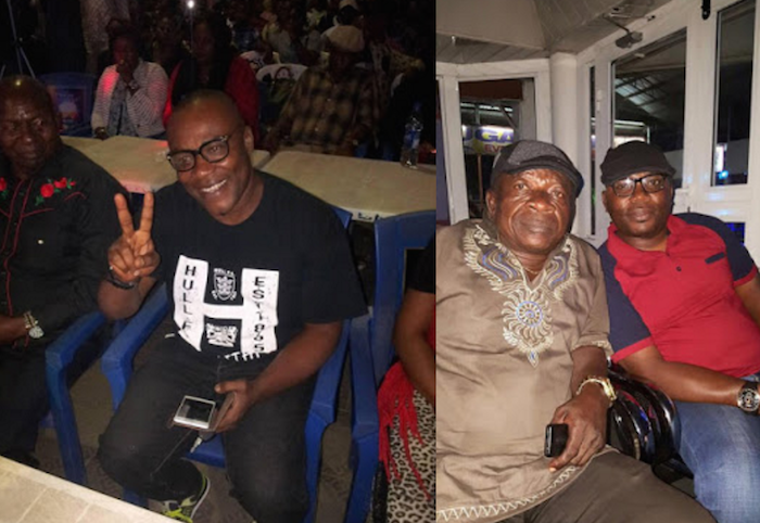 Photos from the candle light procession for late Nollywood actor Dede One Day 700x482