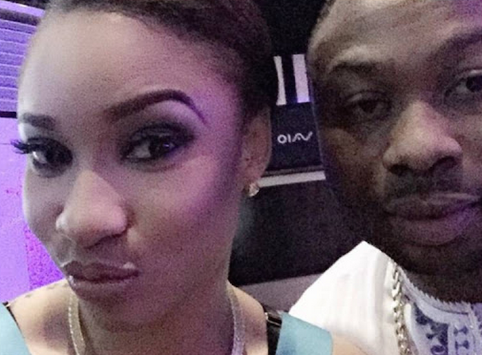Tonto Dikeh flaunts her new fiance in new pics 700x516 theinfong.com