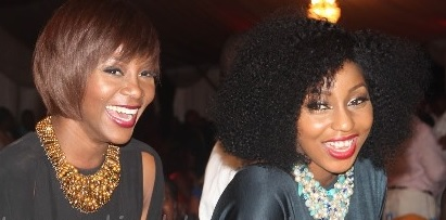 10 Nollywood actresses who can't do without smoking genevieve nnaji and rita dominic theinfong.com 411x203
