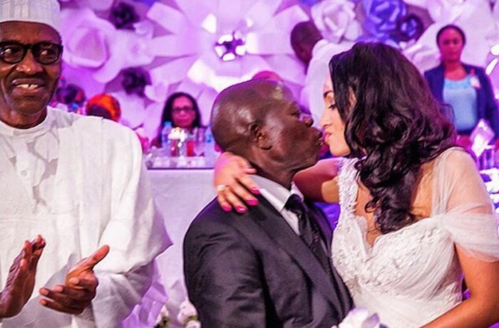 Oby Ezekwesili reacts to Adams Oshiomole's wedding 700x461 theinfong.com