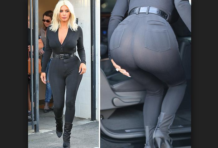 the 12 hottest kim kardashian booty shots ever photos
