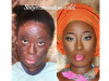 8 Photos that prove makeup is witchcraft.. Unbelievable! theinfong.com 700x432