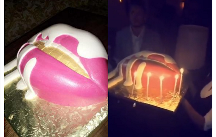 Kylie Jenner Uses Vagna For Her Birthday Cake Wtf Photos Theinfong