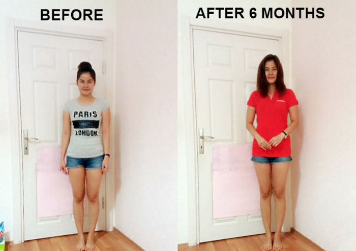 6 easy ways to get taller even after the age of 18- Dont give up just yet!! theinfong.com 700x494