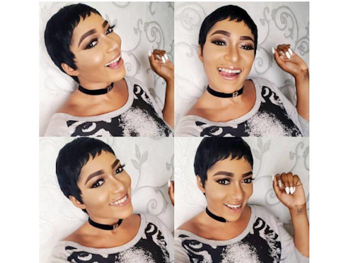 Rukky Sanda stuns in new short hair photos theinfong.com 700x525