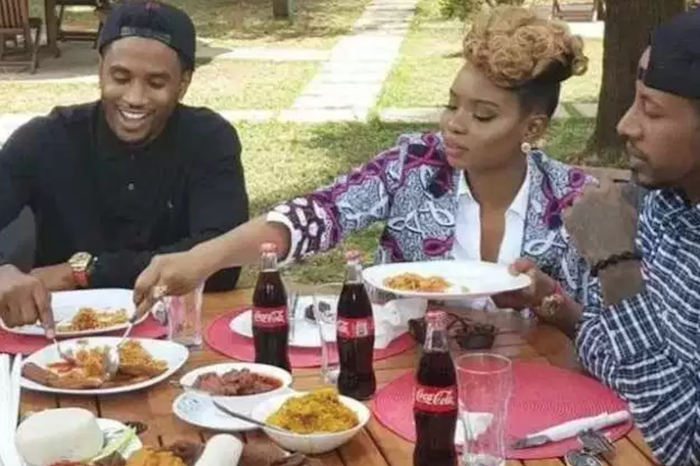 is trey songz dating yemi alade