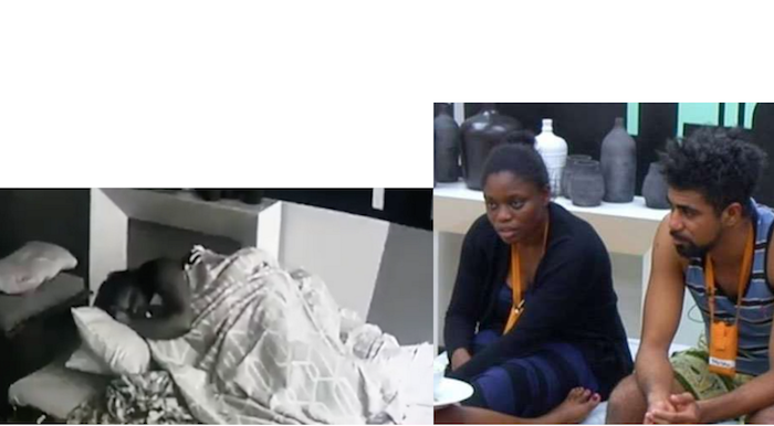 Image result for We were never married, I didn't dump Bisola at the altar – BBNaija Star's baby daddy