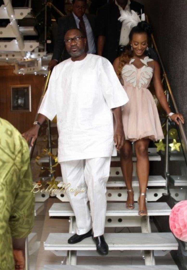 CHECKOUT BILLIONAIRE FEMI OTEDOLA'S HOUSE, PRIVATE JET