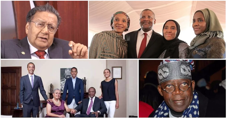 Image result for Top 10 Richest And Most Powerful Families In The Whole Of Africa; Their Net-Worth, What They Do & More (With Pictures)