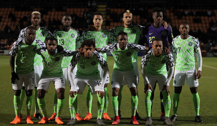 nigeria world cup squad 2018