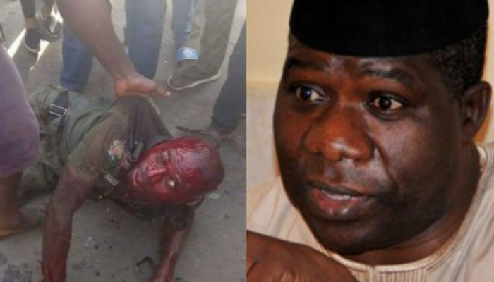 Policeman who shot Bamidele at Ekiti APC rally