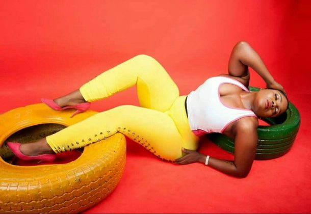 Nollywood Actress - Stephaine Chijioke aka Arab Money Is