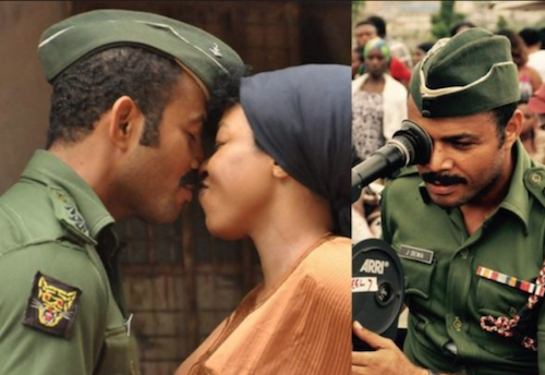 Ramsey Nouah and Rita Dominic in 76 the movie theinfong