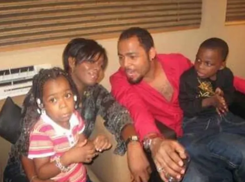 Ramsey Nouah, wife and kids theinfong