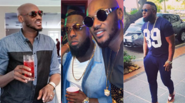 2face and Timaya theinfong
