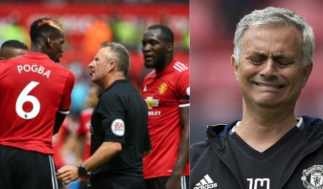 Man Utd players want Mourinho sacked