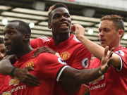 Lukaku, Young, Matic dissociate themselves from Pogba