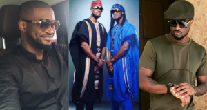 Peter and Paul Okoye; PSquare