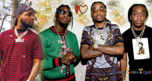 Davido and Migos - Quavo's album