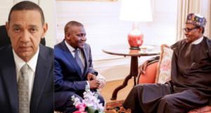 Ben Murray Bruce, Dangote and Buhari