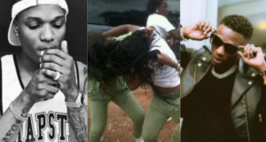 Fans fight over Wizkid