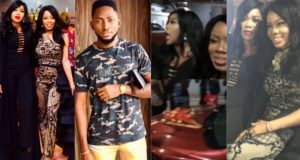 Nina, Miracle and Toyin Lawani battle