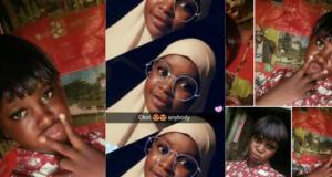 Nigerian girl celebrates losing her virginity