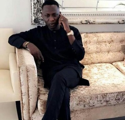 Summy, Tania Omotayo's alleged fiance