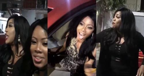 Toyin Lawani buys car for Nina
