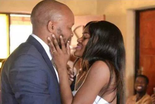 Mgcotyelwa Nony weds her photobombing husband