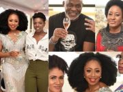 Nollywood stars come out to support Dakore Egbuson Akande
