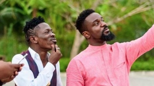 When Sarkodie and Shatta Wale were still friends