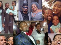 Imeh Bishop-Okon Lagos and wife Idara celebrate