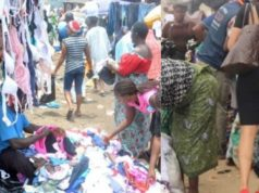 Why we like okrika-fairly used underwear