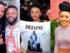 DeeOne blasts Ifu Ennada on Instagram