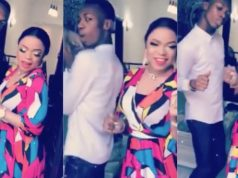 'They didn't caught me', James Obialor meets Bobrisky