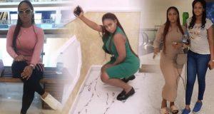 Phebian Oluwaseyi, the younger sister of Olori Shilekunola Naomi