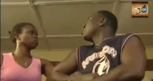 Mr Ibu wants to beat his father and sister