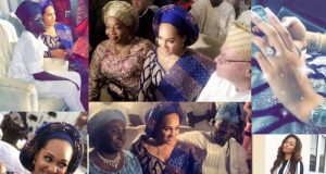 Tania Omotayo silently weds Sumbo