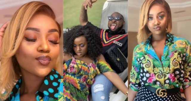 Davido's Chioma is pregnant