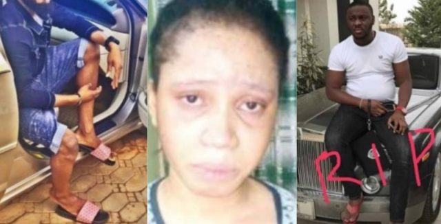 20 year old girl kills boyfriend