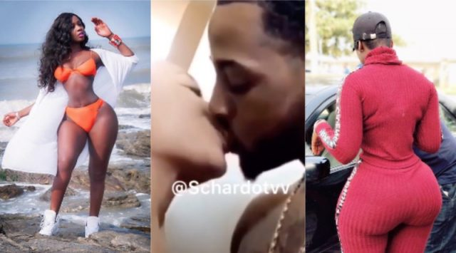 Princess Shyngle misses kissing
