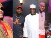 Wizkid attacks Davido for supporting Atiku