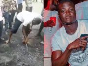 Stabbed and burnt to death in Lagos